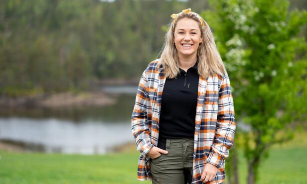 ØNSKER INGEN SJARMØR: Ida Fladen ønsker ikke å forelske seg under «Farmen kjendis». Foto: Espen Solli/TV 2
