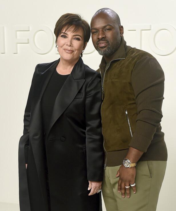 ÆRLIG: Kris Jenner avslører at sexlysten hennes ikke akkurat har minsket i løpet av årene. Foto: NTB Scanpix