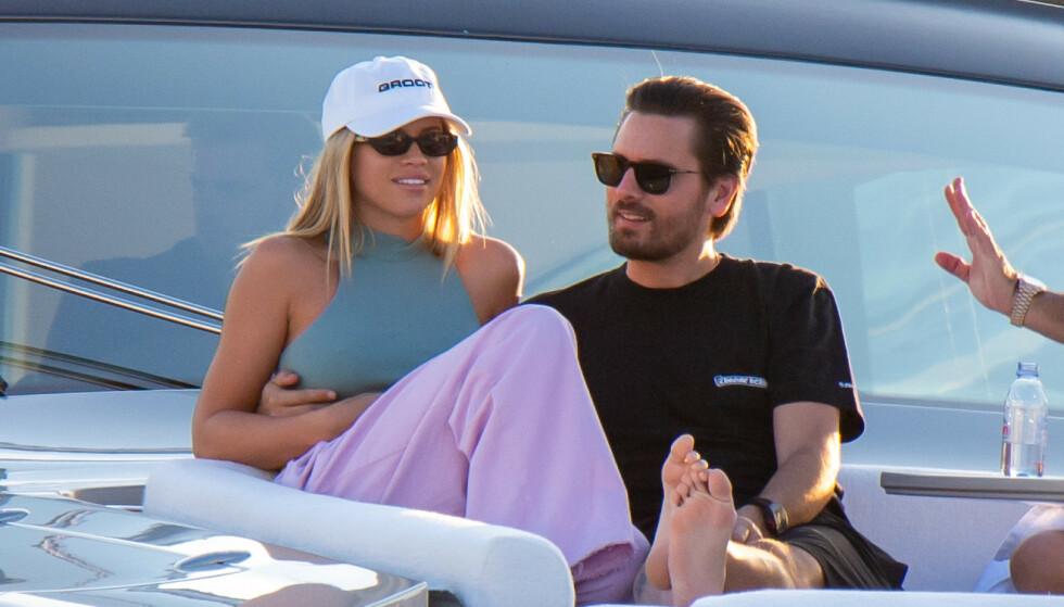 SLUTT: Kjæresteparet har vært på mang en romantisk ferie sammen. Nå skal det derimot være slutt mellom dem. Foto: NTB Scanpix
