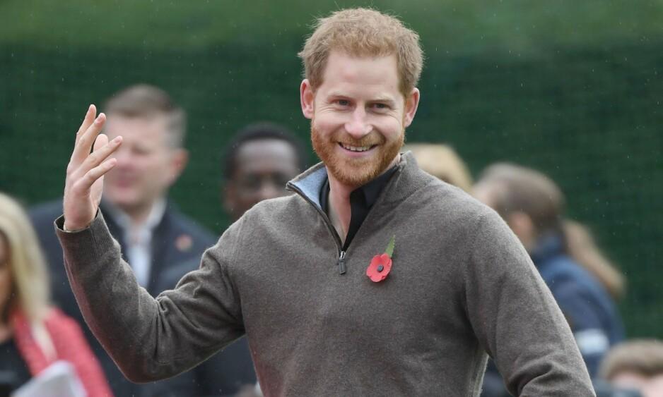 GODT LIKT: Prins Harry er svært godt likt blant kjendisene, og flere står prinsen nærmere enn andre. Foto: NTB scanpix
