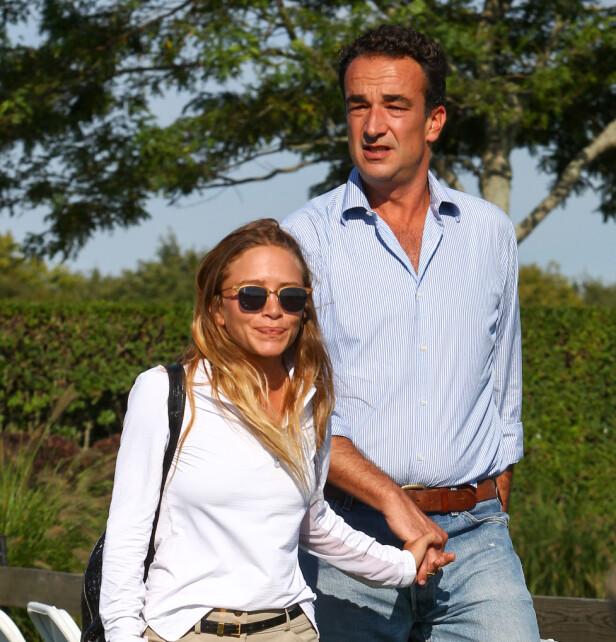 """14px;"""">MÅTTE UT: Etter bruddet mellom Mary-Kate og Olivier skal hun ha hatt kort tid på å komme seg ut av parets bolig. Foto: NTB Scanpix"""