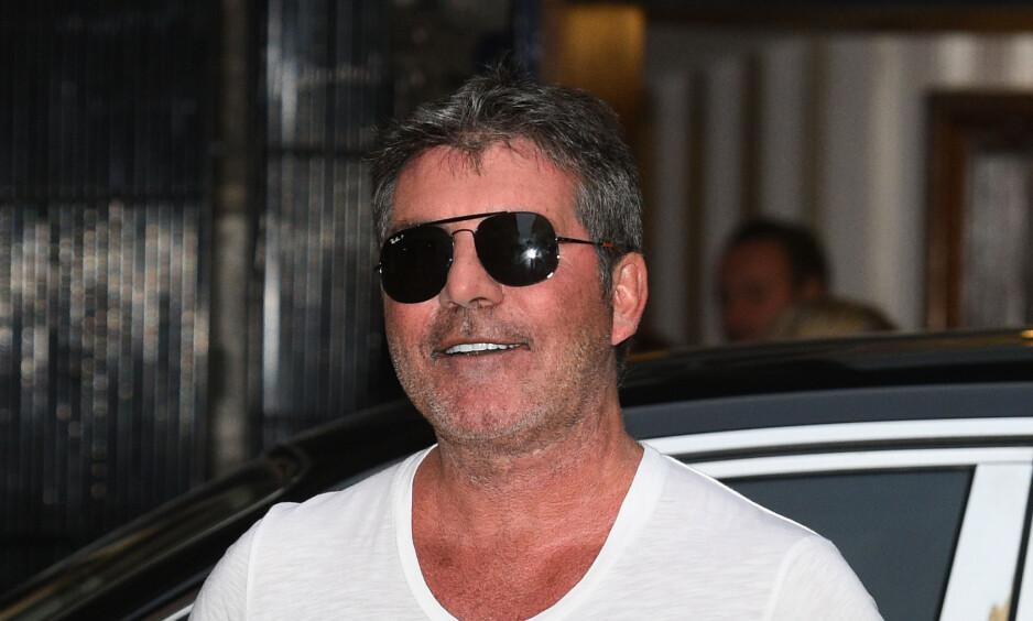 FORANDRET: Det er ingen tvil om at Simon Cowell har forandret seg stort de siste årene. Han går på en vegansk diett, og forteller i et nytt intervju at han savner pizza. Foto: NTB Scapix