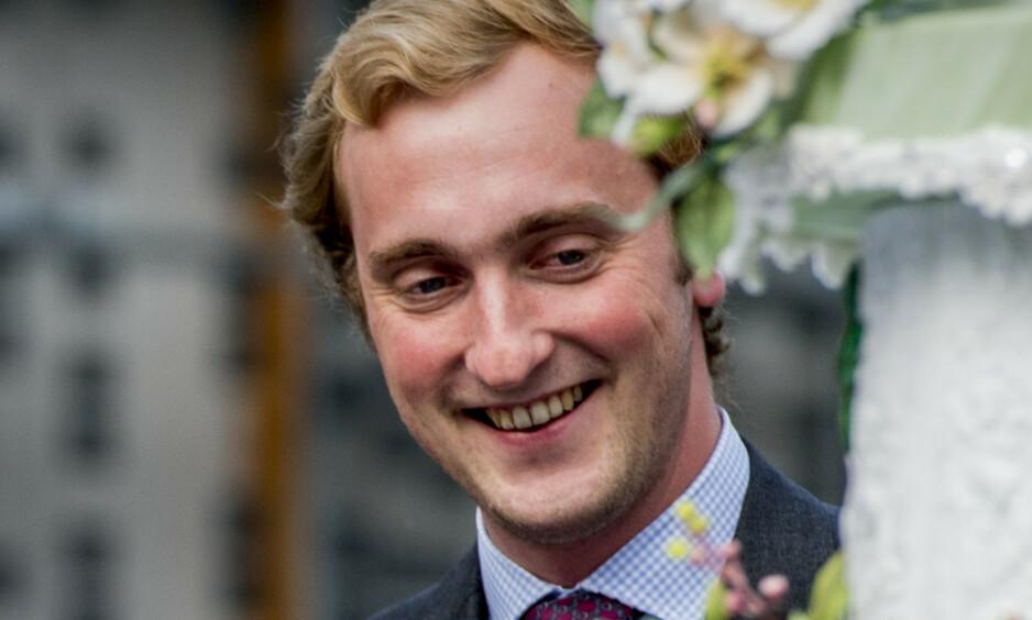 BEKLAGER: Prins Joachim (28) har nå gått ut med en offentlig unnskyldning etter at han var på fest i Spania. Foto: NTB scanpix