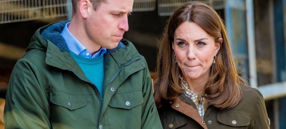Kate og Williams vanskelige valg