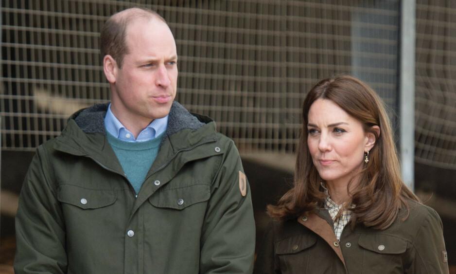 SAKSØKER: Den britiske tabloidavisen Daily Mail hevder at hertuginne Kate går til sak mot overklassemagasinet Tatler. Foto: NTB scanpix
