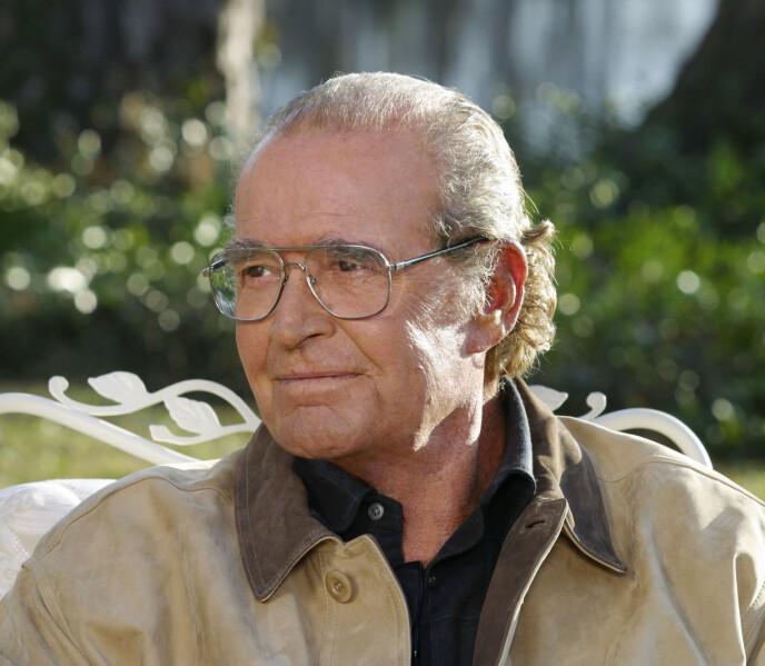 GIKK BORT: I 2014 døde skuespilleren etter 50 år i bransjen. Bildet viser Garner fra sin rolle i «The Notebook». Foto: Snap Stills / REX / NTB