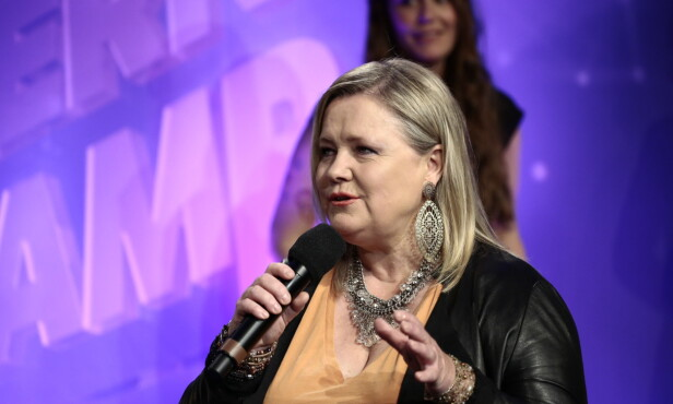 SKAL DELTA: Anita Hegerland er også en av årets deltakere. Foto: Nina Hansen / Dagbladet