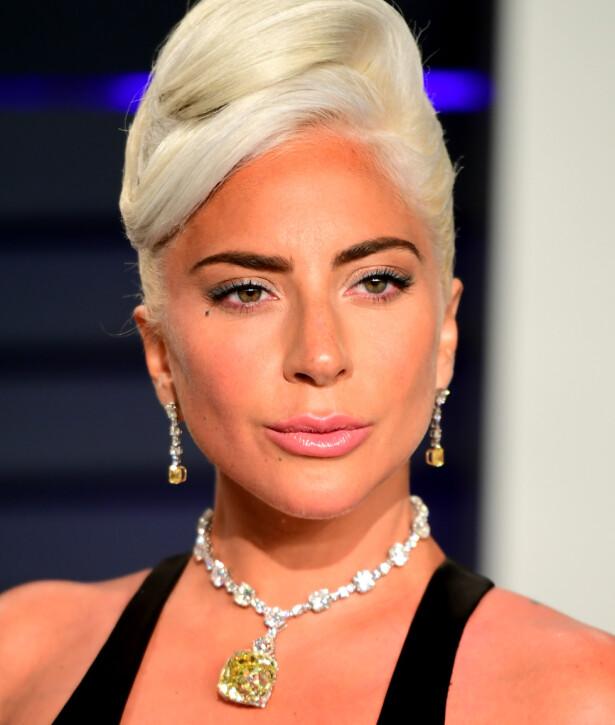 LØFTER STEMMER: Lady Gaga bidrar til å få ut informasjon om rasisme og hvordan man kan bekjempe den. Foto: NTB scanpix
