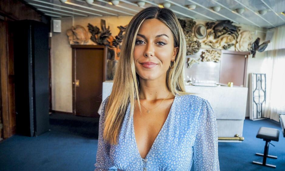 ÅPEN: Bianca Ingrosso får stadig høre at hun er «for åpen». Dette sier hun selv. Foto: Henriette Eilertsen