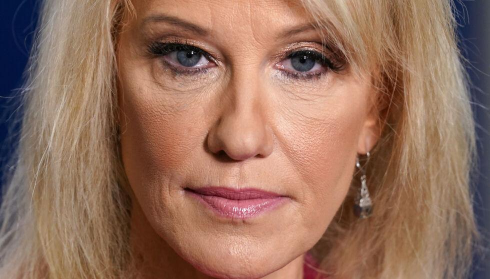 NY FARGE: Cecilie Krogh mener Conway ser bedre ut uten den mørke eyelineren hun har blitt så kjent for å ha. Foto: NTB Scanpix