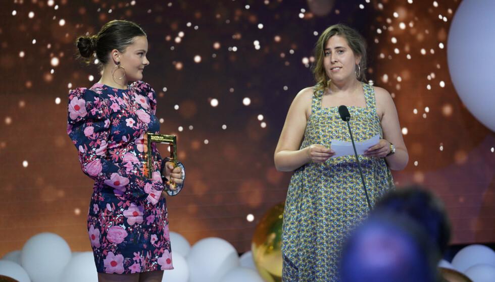 NUDES: Ungdomsserien Nudes vant for beste barne- eller ungdomsprogram. Foto: NTB Scanpix