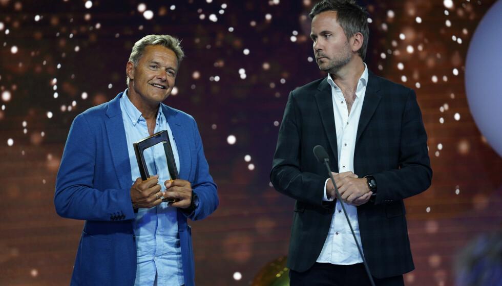 NYSKAPNING: «Kompani Lauritzen» vant for årets nyskapning. Foto: NTB Scanpix