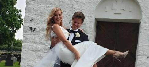 Overrasket med bryllup