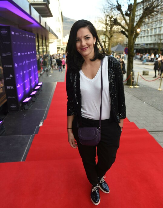 KJENT TV-FJES: Selda Ekiz har ledet flere store tv-program. Til høsten blir hun for første gang å se som skuespiller i serien «Norsk-ish» på NRK. Foto: NTB Scanpix