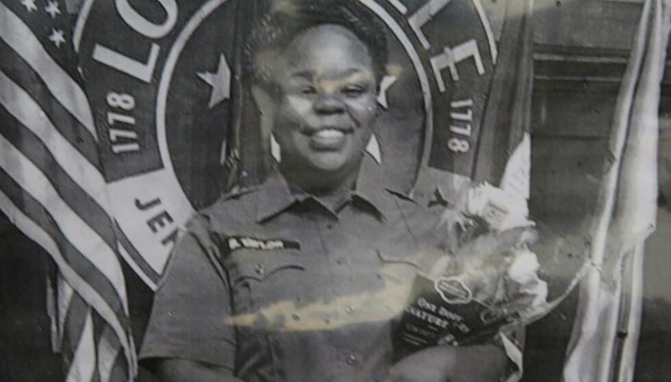 DREPT: Breonna Taylor ble i mars skutt og drept i sitt eget hjem. Foto: NTB Scanpix