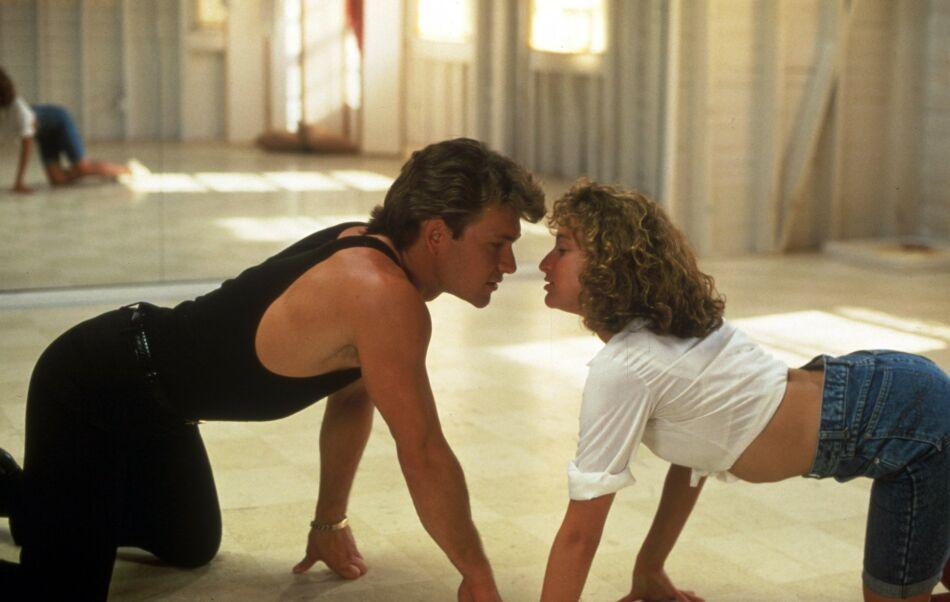 SUKSESS: Kjærlighetsfilmen ble sett av millioner og er den dag i dag en av de store klassikerne. Jennifer Grey (60) og avdøde Patrick Swayze ble store stjerner. Foto: Snap/ REX/ NTB