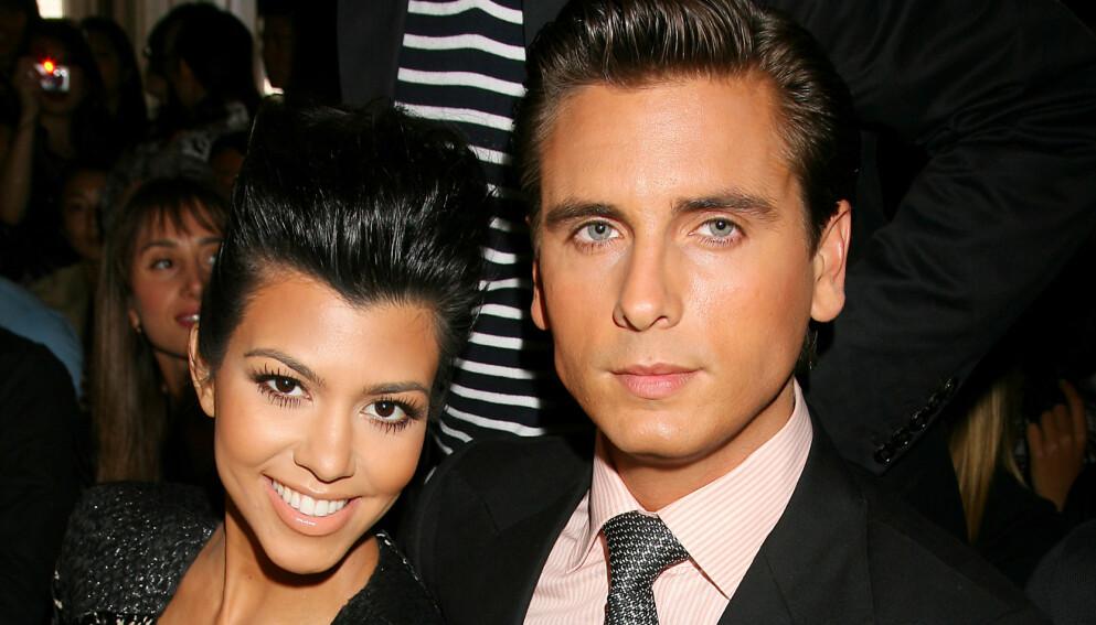 FORTID: Paret har en lang fortid bak seg, og nå forteller Kardashian om hvorfor paret til slutt gikk fra hverandre. Foto: Dave Allocca/Starpix/REX/NTB