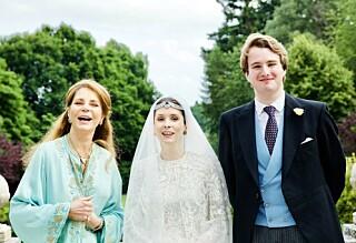 Overrasket med kongelig bryllup
