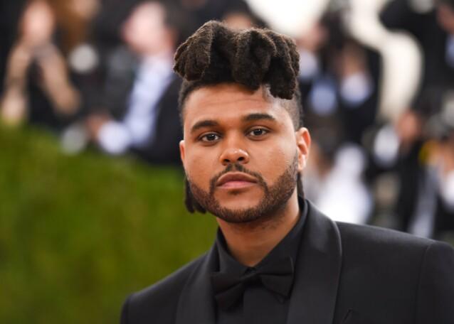 REBELSK PERIODE: The Weeknd avslørte hvordan han kom frem til artistnavnet sitt under en spørsmålsrunde med fansen sin. Foto: NTB Scanpix
