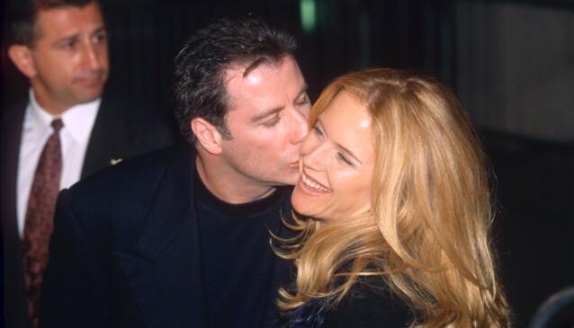GIFT: Ekteparet har vært gift siden 1991, og har to barn sammen. Sønnen deres, Jett, døde i 2009. Her er paret avbildet under en premiere i 2000. Foto: NTB Scanpix