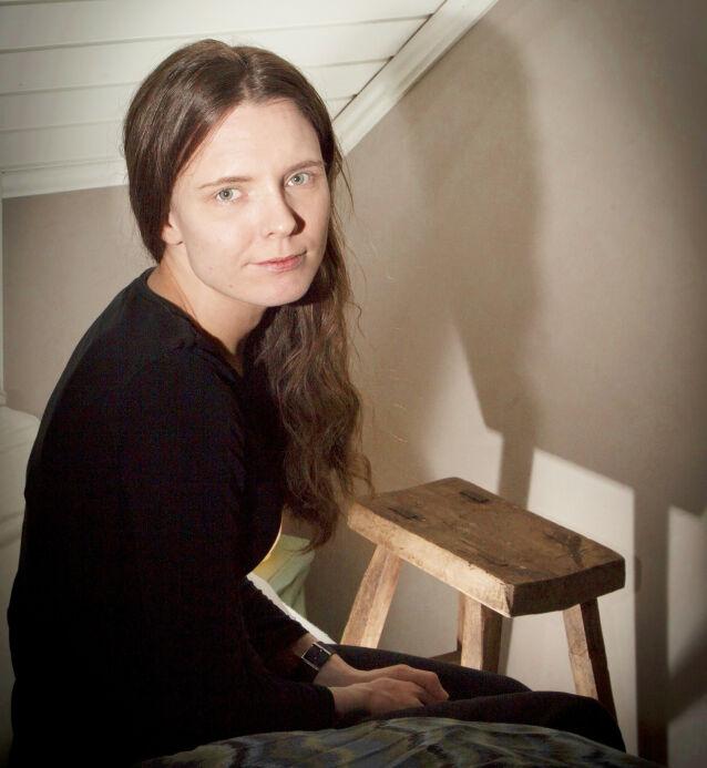 SYK: Elisabeth Gleine har slitt med store helseproblemer de siste syv årene, men gir ikke opp håpet om å bli frisk igjen.