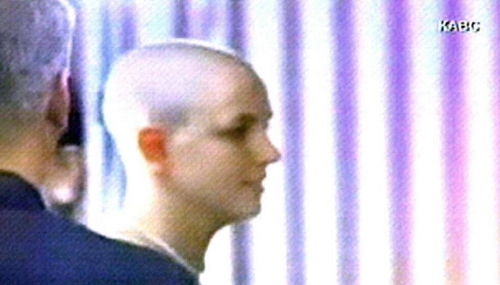SKALLET: Britney Spears barberte av seg håret etter et sammenbrudd i 2007. Like etterpå ble faren Jamie Spears verge for henne - noe som i utgangspunktet skulle være en kortvarig løsning. Foto: NTB scanpix
