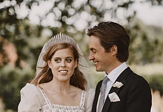 Bildene fra det hemmelige bryllupet