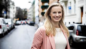 ÅPNER OPP: Silje Sandmæl er en av landets fremste økonomer. Nå åpner hun opp om privatlivet. Foto: Kristin Svorte / Dagbladet
