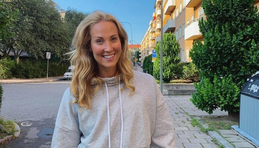 PRØVERESULTATER: Elin Kjos har ventet på svar om kreftbehandlingen virker. På onsdag kom resultatet. Foto: Privat, gjengitt med tillatelse