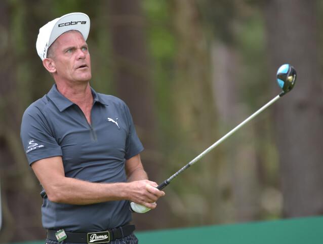 SUKSESS: Jespers imponerende resultater på golfbanen har gitt den svenske familien anledning til å leve luksuslivet i Florida. Foto: NTB Scanpix