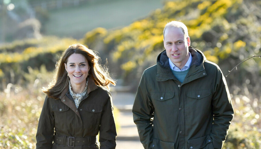KRISE-GAVE: Prins William avslører at han ga Kate en bursdagsgave som ikke falt i smak hos hertuginnen. Foto: NTB Scanpix