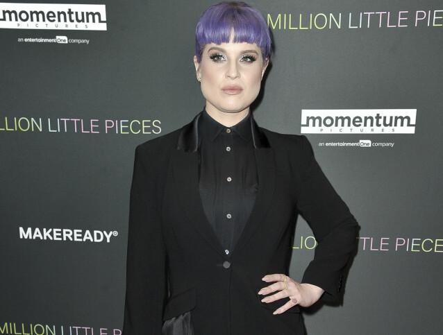 GÅTT NED: Osbourne skal ha gått ned 38,5 kilo. Her er hun avbildet under et arrangement i Los Angeles i 2019. Foto: NTB Scanpix
