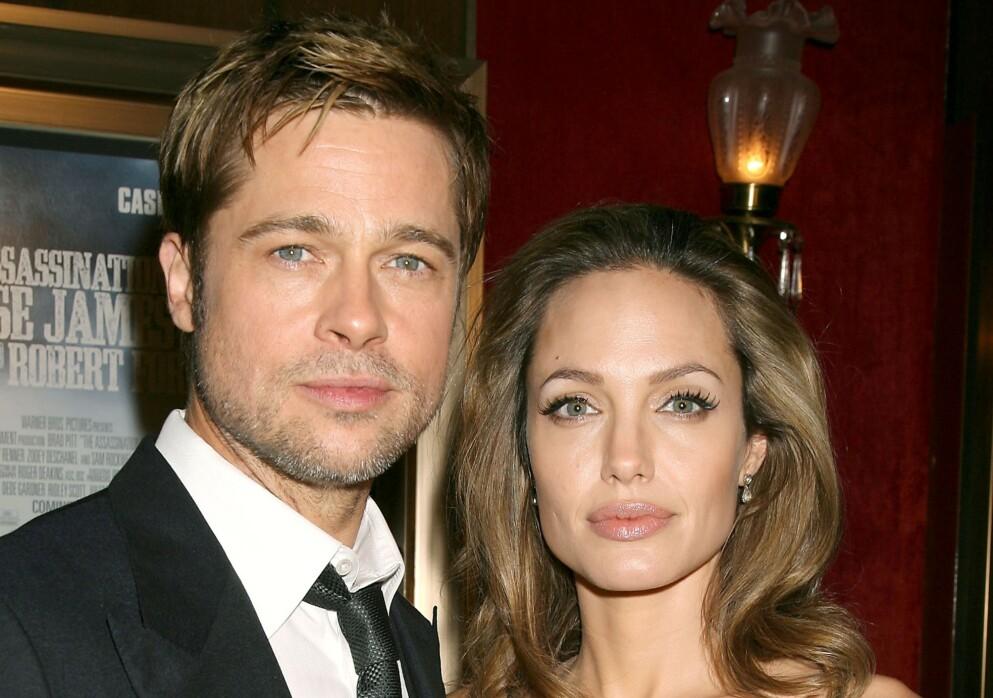 SELGER GAVE: Superstjerne Angelina Jolie auksjonerer bort gaven hun fikk fra eksmannen Brad Pitt i sin tid. Foto: Dave Allocca / Starpix / REX / NTB