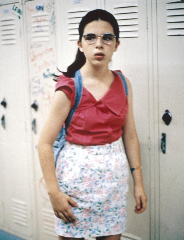 GJENNOMBRUDD: Heather Matarazzo i «Welcome to the Dollhouse». Foto: NTB scanpix
