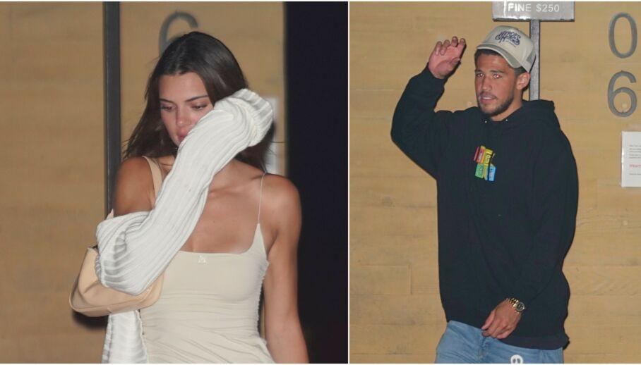 NY FLAMME?: De siste månedene har Kendall Jenner blitt koblet til Devin Booker. I helgen helte de vann på ryktemølla. Foto: NTB scanpix