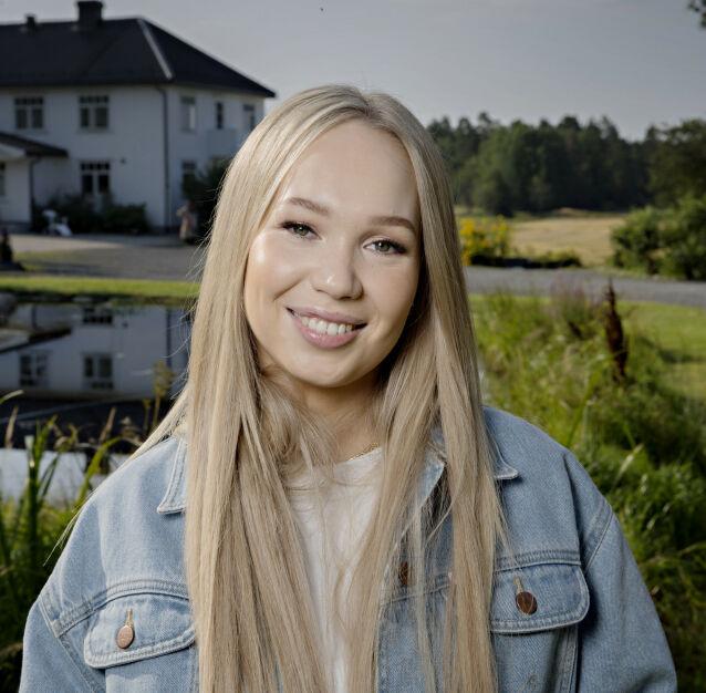 NYSGJERRIG: Agnete Saba vil lære hvordan de andre artistene i årets sesong har taklet bransjen. Foto: Kristian Ridder-Nielsen/Dagbladet
