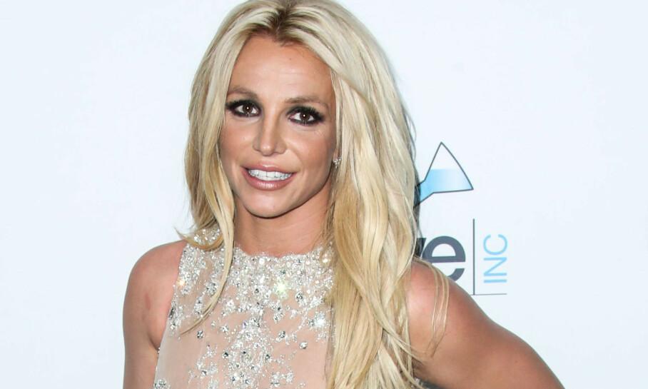 KLAR I SIN SAK: I nye rettsdokumenter kommer det fram at Britney Spears ikke lenger ønsker at faren skal være en del av vergemålet hennes. Foto: NTB Scanpix