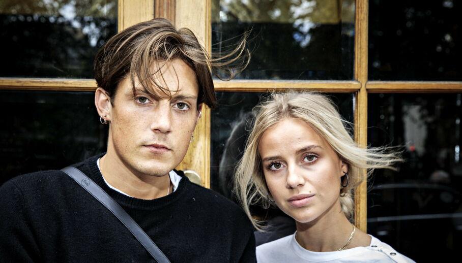 SLUTT: Anders Gran og Anniken Jørgensen har gått hver til sitt. Det bekrefter sistnevnte i sosiale medier. Foto: Nina Hansen/ Dagbladet