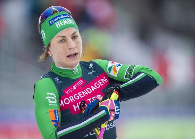 KLAR: Astrid Uhrenholdt Jacobsen er med i årets sesong. Foto: NTB Scanpix