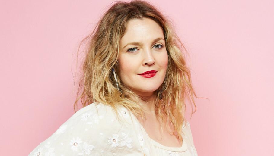 ØNSKER LIKFEST: Drew Barrymore håper hun får samme avskjedsfest som bestefaren. Foto: Sara Jaye Weiss/ REX/ NTB scanpix