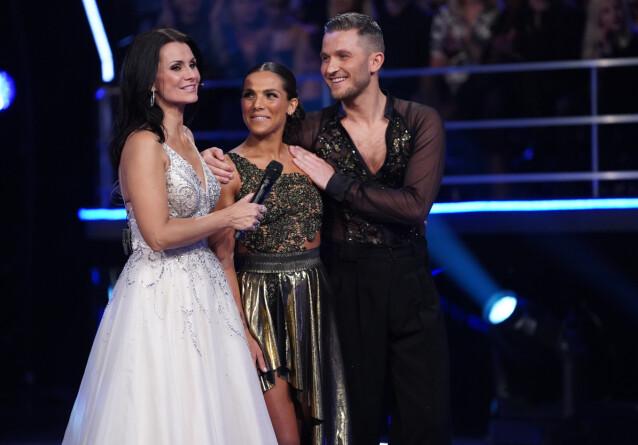 ANDREPLASS: I fjorårets sesong av TV 2-programmet kom Jørgine Massa Vasstrand og dansepartneren Jørgen Nilsen på andreplass. Foto: NTB Scanpix