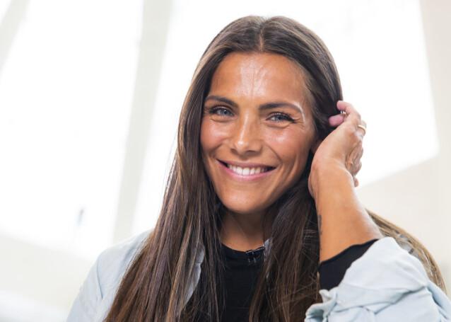 SVARTE PÅ KRITIKKEN: I fjor valgte Jørgine Massa Vasstrand å svare kritikerne etter andreplassen i TV 2-programmet. Det gjorde hun i form av et innlegg på bloggen sin. Foto: NTB Scanpix