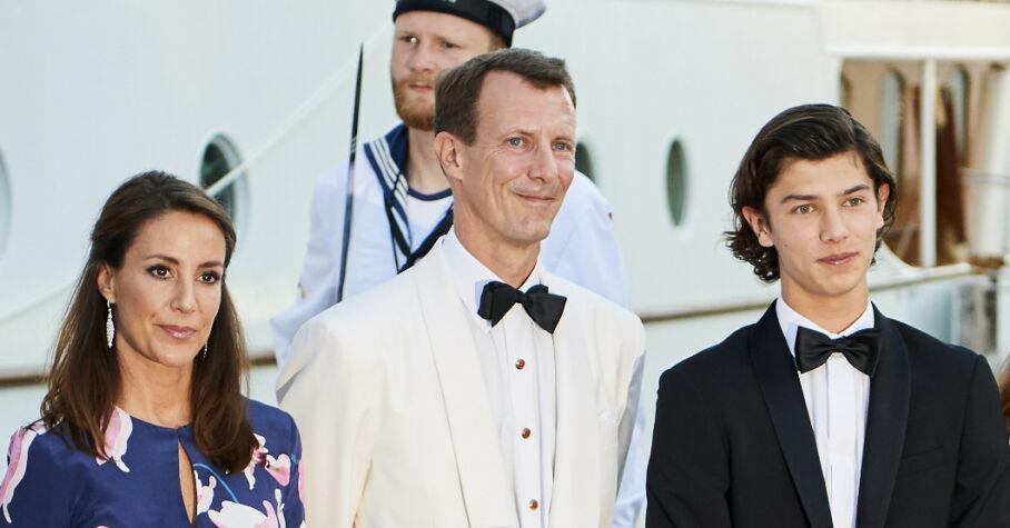 ÅPEN: Prins Nikolai åpner seg opp om fremtiden og sin fars sykehusinnleggelse. Foto: NTB scanpix