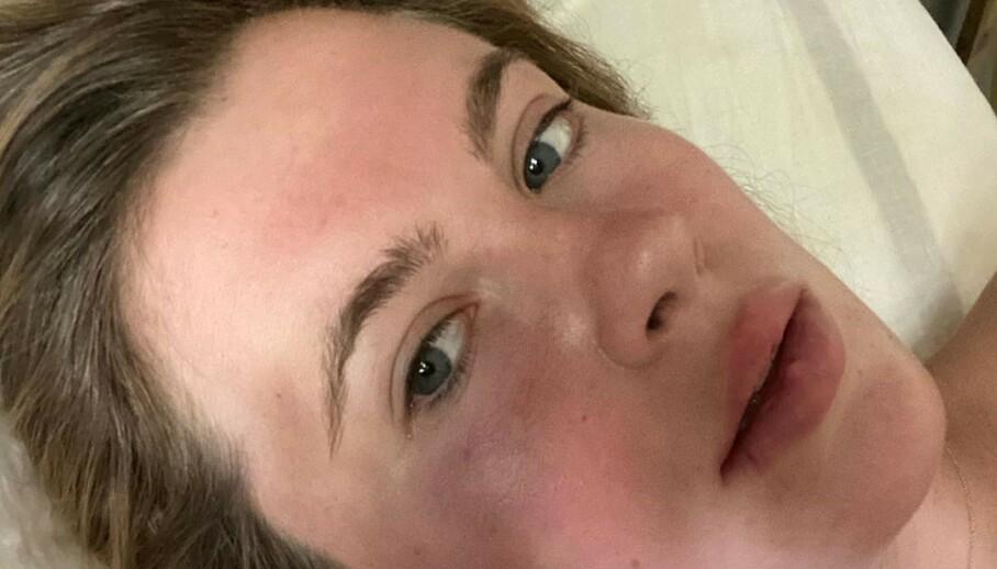 OVERFALT: Ireland Baldwin, datteren til Hollywood-stjernen Alec Baldwin, ble i helgen utsatt for overfall og ran. Nå advarer hun følgerne sine. Foto: Skjermdump fra Instagram