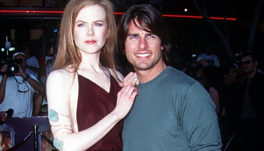 KJENDISFORELDRE: På 1990-tallet adopterte det tidligere ekteparet Nicole Kidman og Tom Cruise to barn. Nå har de blitt voksne, og lever egne liv. Foto: NTB Scanpix