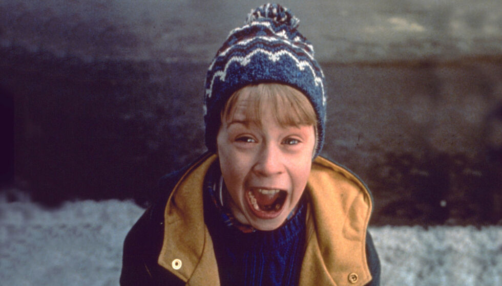 BLE STJERNE OVER NATTEN: Macaulay Culkins rolle som Kevin McCallister har forfulgt han siden filmet ble vist for første gang. Foto: NTB Scanpix