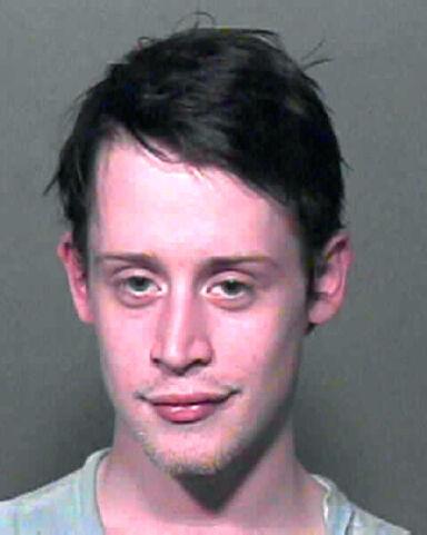 BLE ARRESTERT: I 2014 ble Macaulay Culkin arrestert for besittelse av narkotika. Foto: NTB Scanpix