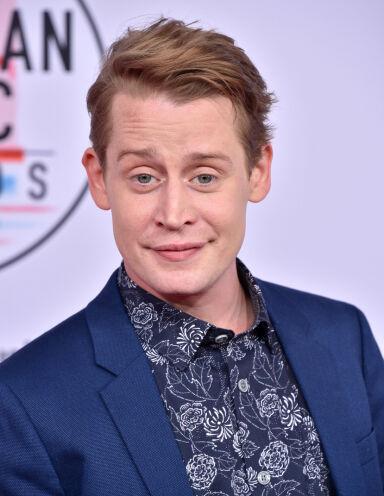 I DAG: Macaulay Culkin er snart å se på tv-skjermen igjen, da han kapret en av hovedrollene i den tidende sesongen av «American Horror Story's». Foto: NTB Scanpix