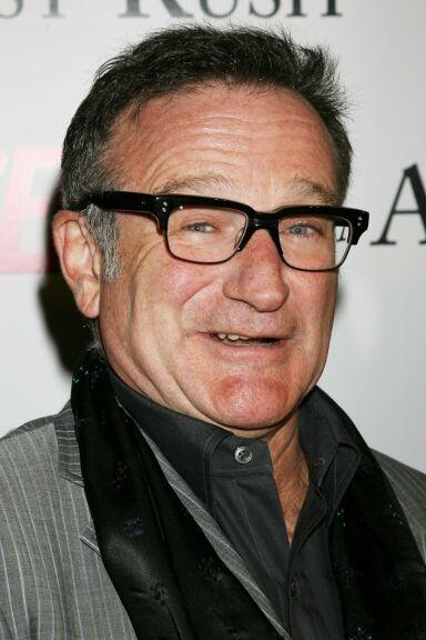 KOMIKER: Robin Williams omtales fremdeles som en av de fremste komikerne i verden. Han tok sitt eget liv i 2014. Foto: NTB Scanpix
