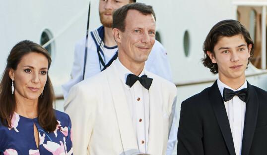 ÅPEN: Prins Nikolai åpnet seg nylig om sin fars sykehusinnleggelse. Foto: NTB scanpix